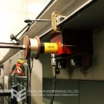 Anchor bolt pullout/Shear tests